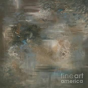 Smoky River by Nadine Rippelmeyer