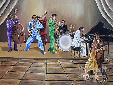Smooth Jazz Set by Toni  Thorne