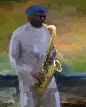 Smooth Sax by Deborah Rosier