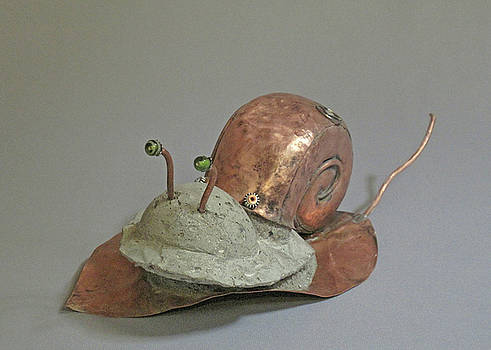 Snail by Lynn Wartski