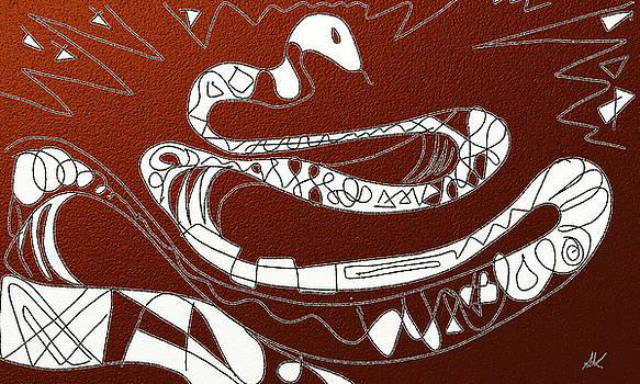 Snake by Agnes Karcz