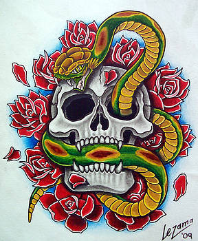 Snake Eater by Daniel Lezama