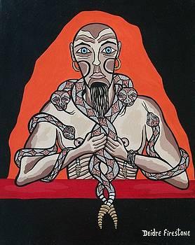 Snake Man's Twisted Desires by Deidre Firestone