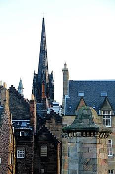 Snapshot of Edinburgh by Sean Flynn