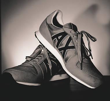 Sneakers by Hyuntae Kim