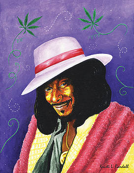 Snoop Dogg by Kristi L Randall