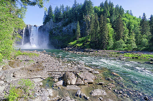 Snoqualmie Falls by Jason Butts