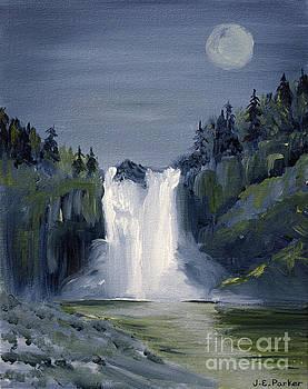 Snoqualmie Falls by Jordan Parker