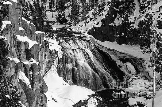Bob Phillips - Snow and Ice at Gibbon Falls 2