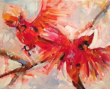 Snow Birds by Molly Wright