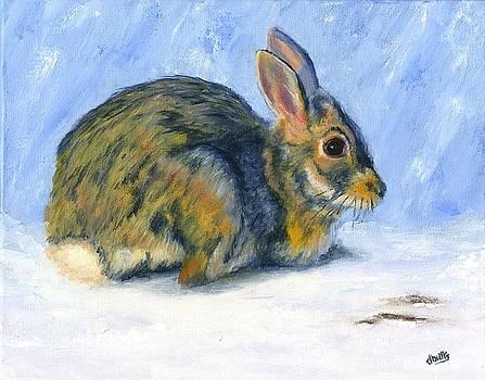 Snow Bunny by Deborah Butts