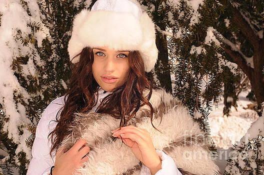 Snow Bunny by Kate Stoupas