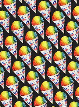 Snow Cone Pattern by Kelly Gilleran