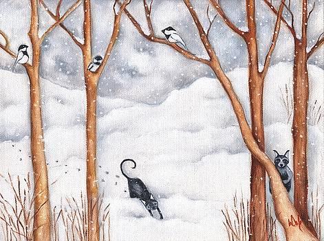 Snow Day by Deb Harvey