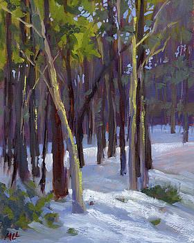 Snow Day by Marla Laubisch