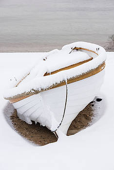 Snow Dory by Steve Myrick