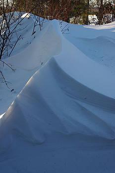 Snow Drift by Thomas  MacPherson Jr