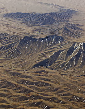 Tim Grams - Snow Drifts in Afghan Mountains
