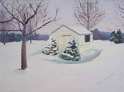 Lea Novak - Snow Drifts