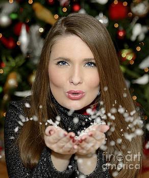 Snow Flurries by Nena Pratt