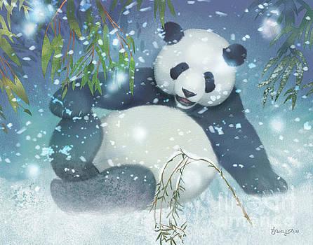 Snow Garden by Tracy Herrmann