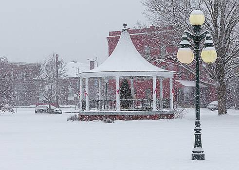 Snow Globe Scene by Tim Kirchoff
