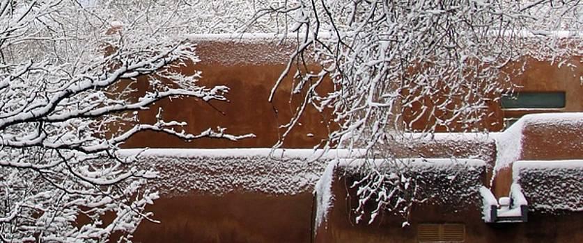 Elizabeth Rose - Snow in Santa Fe New Mexico