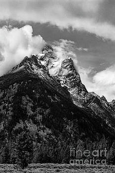 Bob Phillips - Snow in the Tetons Two 2