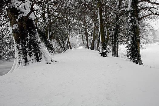 Snow Landscape 03 by Jason Moore
