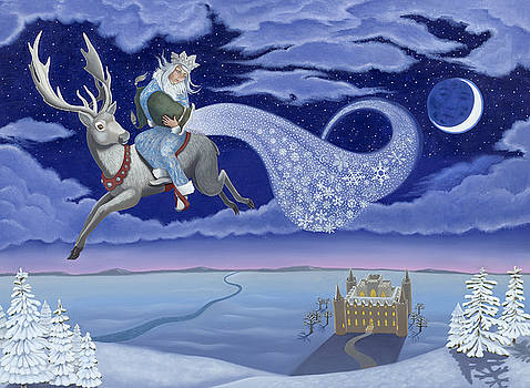 Snow Maker by Karen MacKenzie