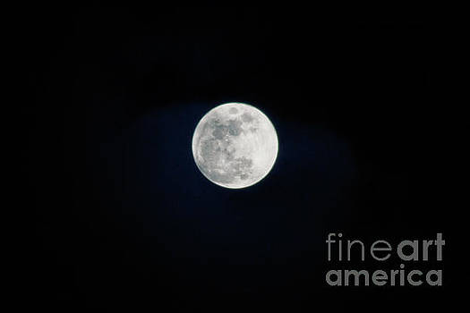 Snow Moon 4 by Janie Johnson