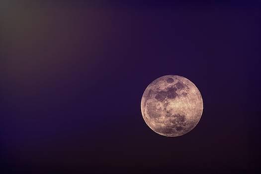 Snow Moon by Richard Keer