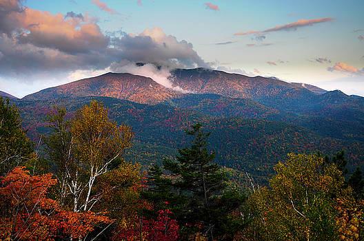 Giant Mt Sunset by Bob Grabowski