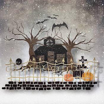 Snow on Halloween by Gabriella Weninger - David