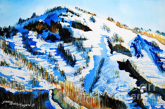 Snow Peak by Tracy Rose Moyers