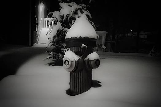 Snow Plug by Eddy Mann