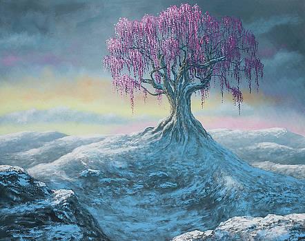 Snow Tree by Joe Mckinney