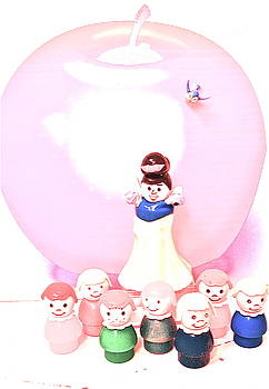 Snow White and His Seven Dwarves by Ricky Sencion