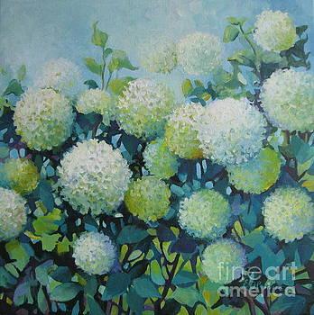 Snowballs by Elena Oleniuc