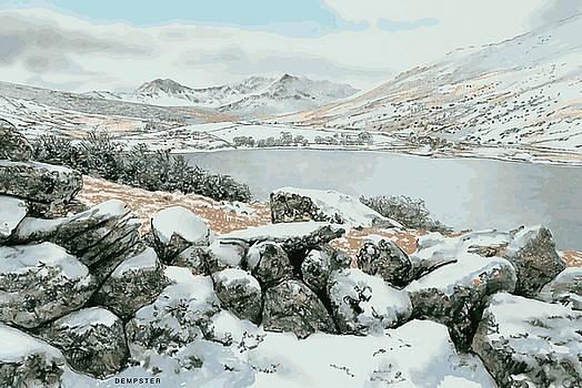 Snowdon from Llyn Mymbyr by Alwyn Dempster Jones
