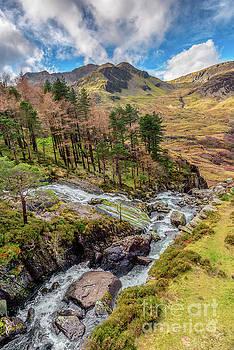 Snowdonia Landscape Winter by Adrian Evans