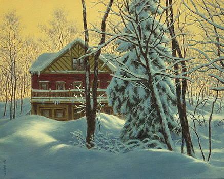 Snowed In by Barry DeBaun