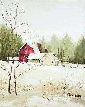 Snowed In by Francoise Villibord Pointeau