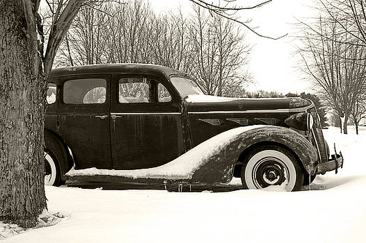 Snowed In by Off The Beaten Path Photography - Andrew Alexander