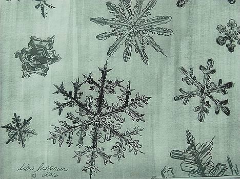 Snowflake by Lisa LaMonica