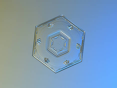 Snowflake photo - Cryogenia by Alexey Kljatov