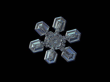 Snowflake photo - High voltage II by Alexey Kljatov