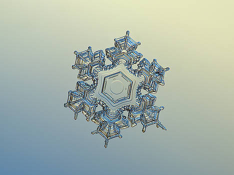 Snowflake photo - Iron crown by Alexey Kljatov