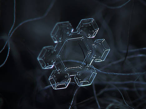 Snowflake photo - Jewel by Alexey Kljatov