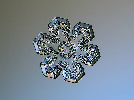 Snowflake photo - Massive silver by Alexey Kljatov